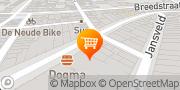 Kaart SEM Super Eko Markt Utrecht, Nederland
