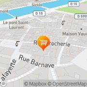 Carte de Boulelouah Fatma Grenoble, France