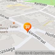 Kaart Wok Asia Caterplein Apeldoorn, Nederland