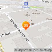 Kaart Pancakes & More Heerlen, Nederland
