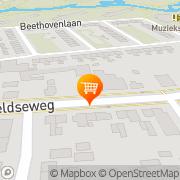 Kaart Cafetaria Timmies Doetinchem, Nederland