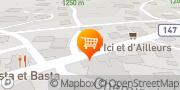 Carte de Boucherie et Epicerie Erard Chesières, Suisse