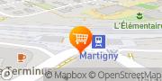 Carte de migrolino-Shop Martigny-Ville, Suisse