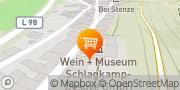 Karte Weinmuseum Schlagkamp-Desoye GmbH Senheim, Deutschland