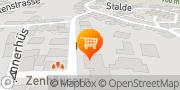 Carte de Iischi Metzg Rarogne, Suisse