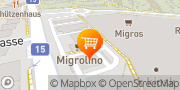 Karte migrolino-Shop Winterthur, Schweiz