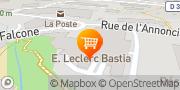 Carte de E.Leclerc Bastia Bastia, France