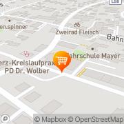 Karte ADEG Aktiv Markt Götzis, Österreich