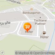 Karte HOFER Hohenems, Österreich