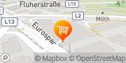 Karte EUROSPAR Bregenz, Österreich