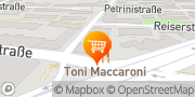 Karte Toni Maccaroni Würzburg, Deutschland