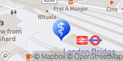 Map London Allergy Care and Knowledge London, United Kingdom