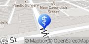 Map Favero Dental Clinic Saint Marylebone, United Kingdom