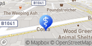 Map Specsavers Opticians and Audiologists - St Neots St. Neots, United Kingdom