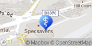 Map Specsavers Opticians and Audiologists - Surbiton Surbiton, United Kingdom