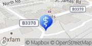 Map Boots Opticians Surbiton, United Kingdom