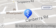 Map Specsavers Opticians and Audiologists - West Ealing West Ealing, United Kingdom