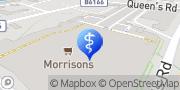 Map Specsavers Opticians and Audiologists - Newark (Morrisons) Newark, United Kingdom