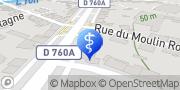 Carte de Amplifon Roche-sur-Yon, France