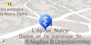 Carte de Amplifon Le Pellerin, France
