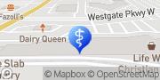 Map Amarillo i40First Primary Care and Urgent Care Clinic Amarillo, United States