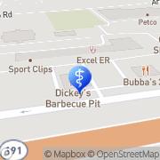 Map Karen Rude Hopkins Odessa, United States