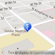 Map Siva Mandadi Odessa, United States