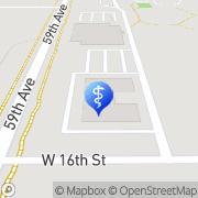 Map UCHealth - Mary Blattner MD Greeley, United States