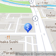 Map Cherry Creek Family Dental Denver, United States