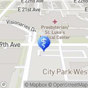 Map Fliegelman Martin MD Denver, United States