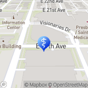 Map Laboratory  of America Denver, United States