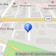 Map Novelen Mark R DDS Englewood, United States