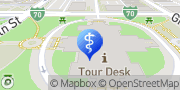 Map The Green Solution Recreational Marijuana Dispensary Denver, United States