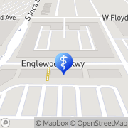 Map Zona Robert Dr Englewood, United States