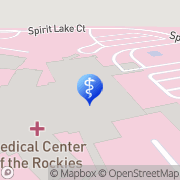 Map Fort Collins Skin Clinic - Loveland Office Fort Collins, United States
