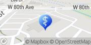 Map Denver Center for Endocrine Surgery Arvada, United States