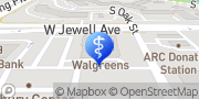 Map Walgreens Healthcare Clinic Lakewood, United States