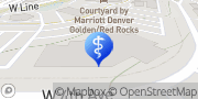 Map The Golden Stethoscope Golden, United States