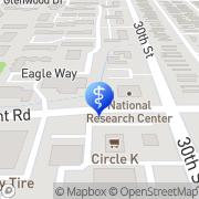 Map Shackelton Mary Nd Boulder, United States