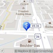 Map The Station Boulder, United States