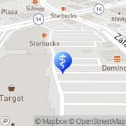 Map Plaza Dentistry Santa Fe, United States