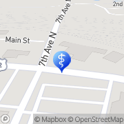 Map Community Home Oxygen Havre, United States