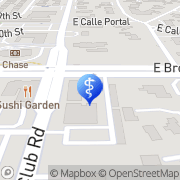 Map Sonora Behavioral Health - Outpatient Treatment Tucson, United States