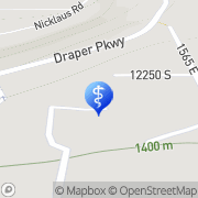 Map Deer Hollow Recovery and Wellness Centers Draper, United States