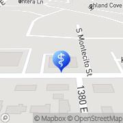 Map Audiology Associates of Holladay Salt Lake City, United States