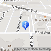Map Absolute Beauty Company - Scottsdale Med Spa Scottsdale, United States