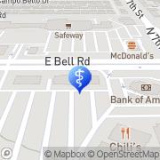 Map Jeffrey Bobst Phoenix, United States