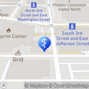 Map Steward Orthopedic & Sports Medicine Center Phoenix, United States
