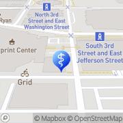 Map Golden Apple Medicine Phoenix, United States