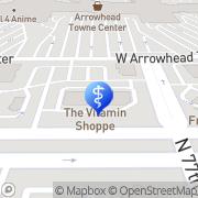 Map Jeremy Chan Glendale, United States